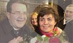Flavia Franzoni - Romano Prodi