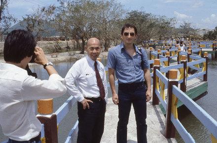 Chan Hon Chung e Alberto Biraghi